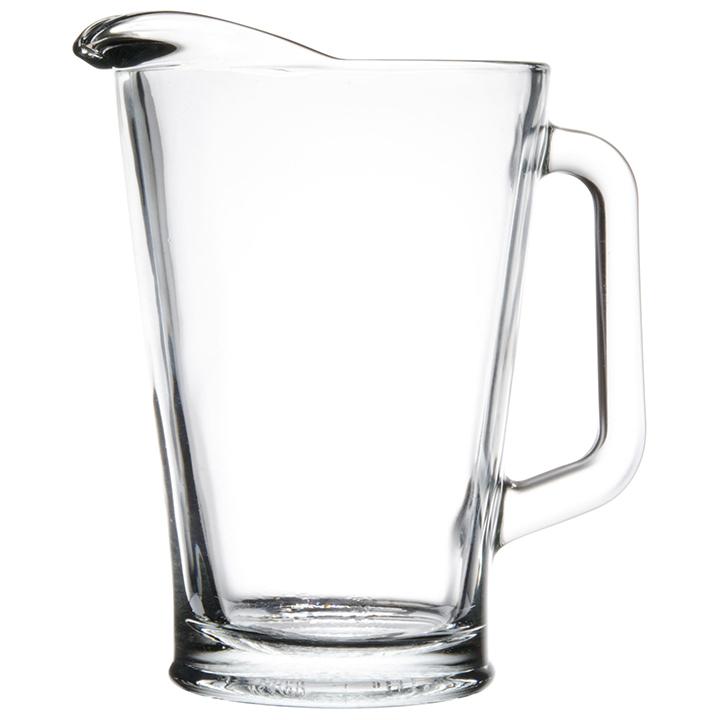 Barware Pitchers Glass Water Pitcher 64 Oz