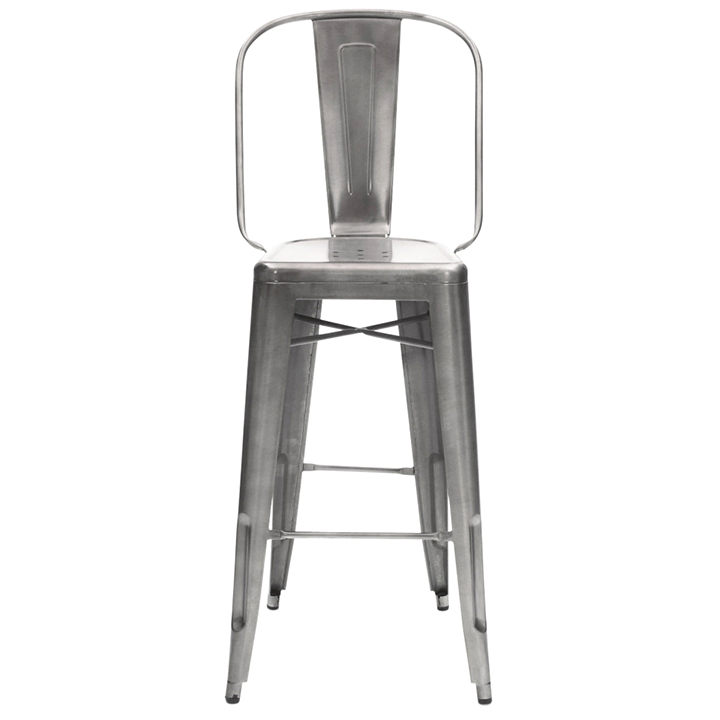 Rent Bar Stools Gunmetal Bar Stool For Rent In Nyc Partyrentals Us