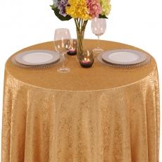 Taffetas Cabaret Tablecloth for Rent