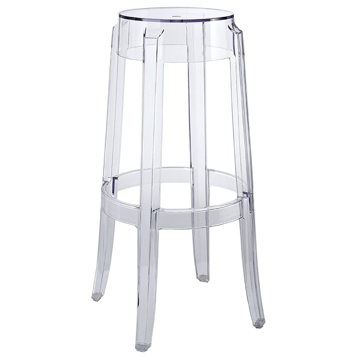 Groovy Kartell Ghost Bar Stool Ncnpc Chair Design For Home Ncnpcorg