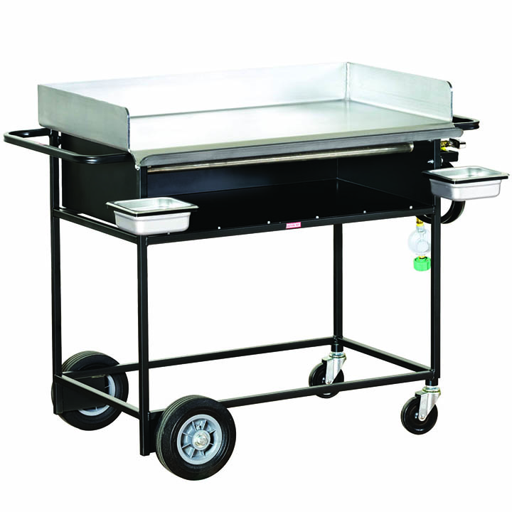 Industrial Kitchen Equipment Rental: Commercial Propane Griddle For Rent In NYC