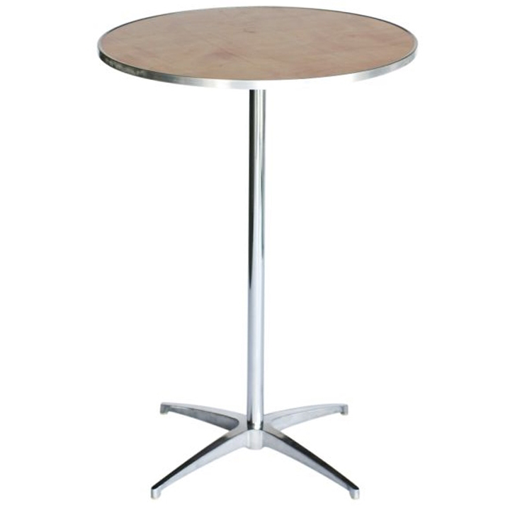 Round cocktail table for rent in nyc partyrentals us for Cocktail tables party