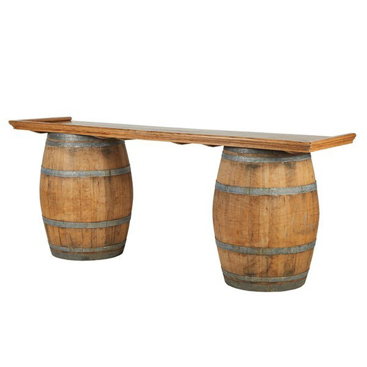Wine Barrel Bar For Rent In Nyc Partyrentals Us