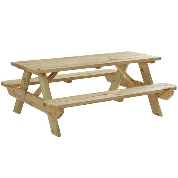 Picnic Table For Rent In Nyc Partyrentals Us