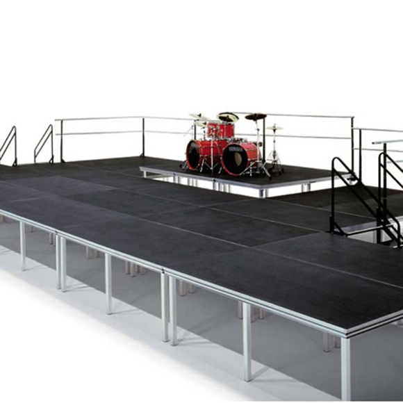 4 X 4 Stage For Rent In Nyc Partyrentals Us