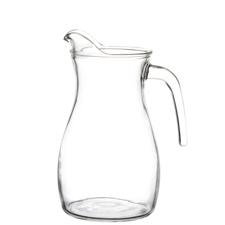 34 Oz Glass Water Pitcher For Rent In NYC