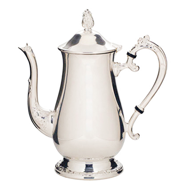 36 Oz Silver Coffee Server For Rent In Nyc Partyrentals Us