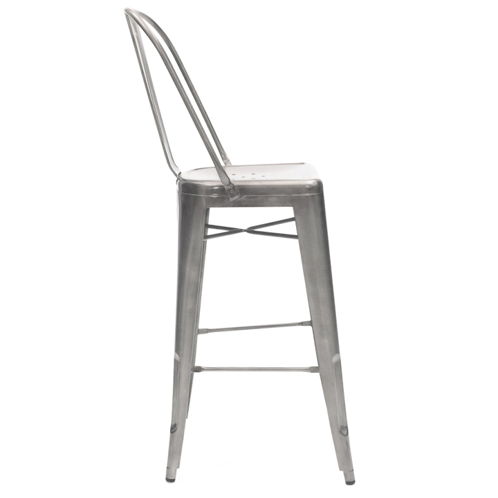 Gunmetal Bar Stool For Rent In Nyc Partyrentals Us