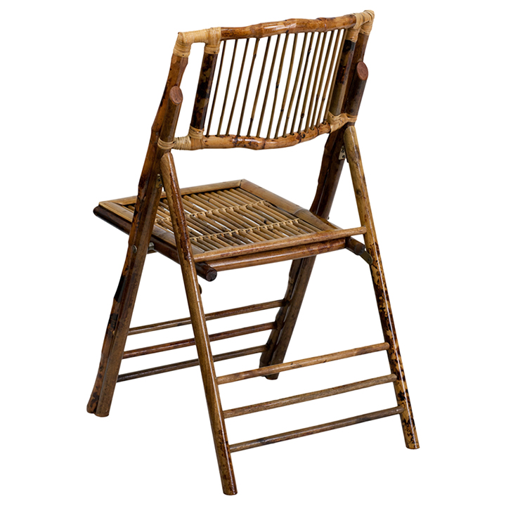 Bamboo Folding Chair For Rent In Nyc Partyrentals Us