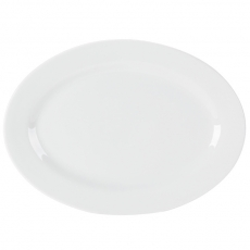 Ceramic Oval Platter for Rent