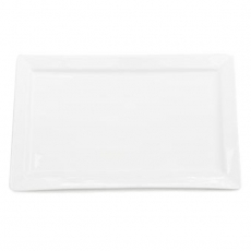 Ceramic Rectangular Platter for Rent