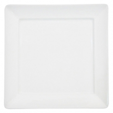 Ceramic Square Platter for Rent