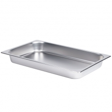 8 qt Full Size Chafing Insert for Rent