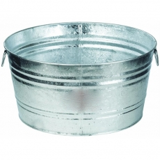 Galvanized Round Tub for Rent