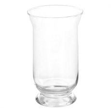Glass Hurricane Vase for Rent