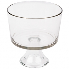 Glass Trifle Bowl for Rent