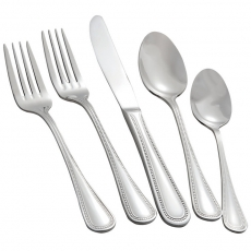 Pearl Flatware for Rent