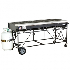 Propane Barbecue Grill for Rent