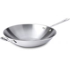 Stainless Wok for Rent