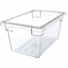 Clear Plastic Ice Tub for Rent