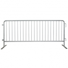 Steel Barricade for Rent