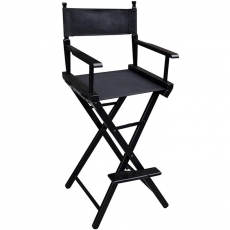 Black Director's Chair for Rent