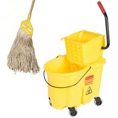 Industrial Mop & Bucket for Rent