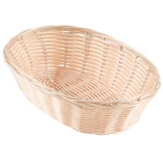 Rattan Oval Basket for Rent