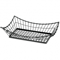 Wrought Iron Long Basket for Rent