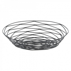 Wrought Iron Oval Basket for Rent
