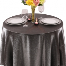 Crushed Shimmer Tablecloth for Rent