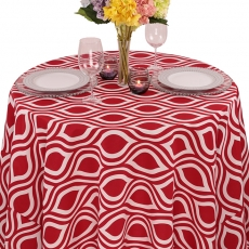 Geometric Prints My Party Tablecloth for Rent