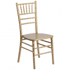 Wood Chiavari Chair for Rent