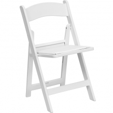 Resin Folding Chair for Rent