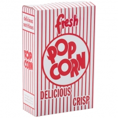 Popcorn Boxes for Rent