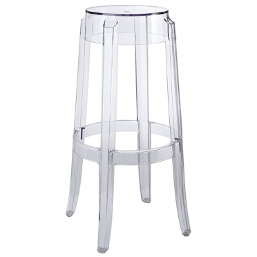 Kartell Ghost Bar Stool for Rent
