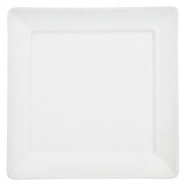 Ceramic Square Platter for Rent