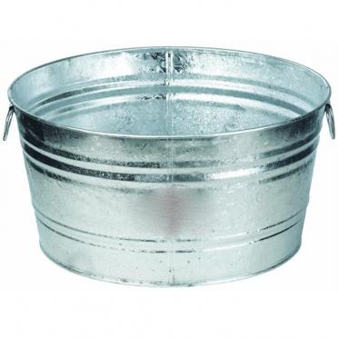 Galvanized Round Tub for Rent