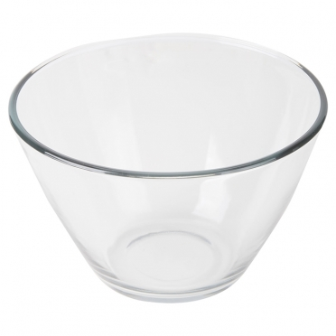 Glass V Bowl for Rent