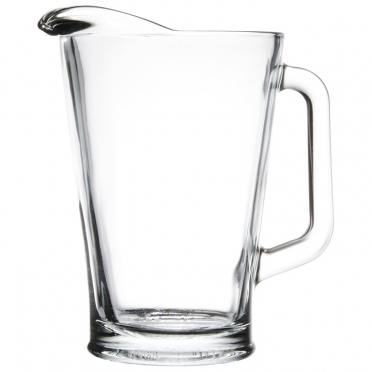 Glass Water Pitcher for Rent