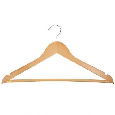 Wood Coat Hangers for Rent