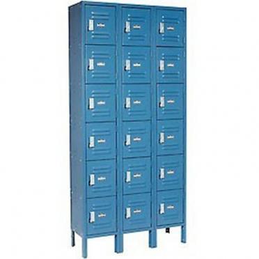Locker Six Tier 18 Door for Rent