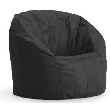 Structured Bean Bag Black for Rent