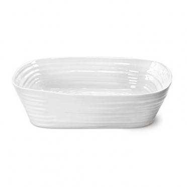 White Roasting Dish for Rent