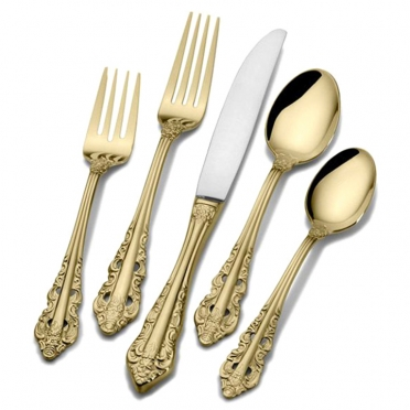 King Arthur Flatware for Rent