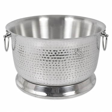 Hammered Ice Bucket for Rent