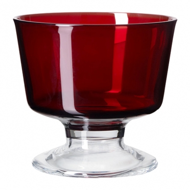 Red Top Bowl for Rent