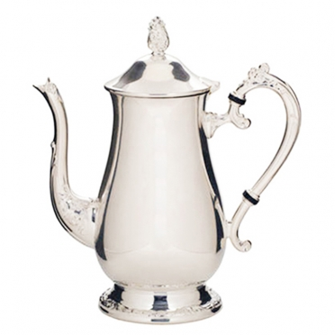 Silver Coffee Server for Rent