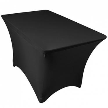 Rectangular Table Spandex Linen for Rent