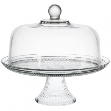 Glass Cake Stand for Rent